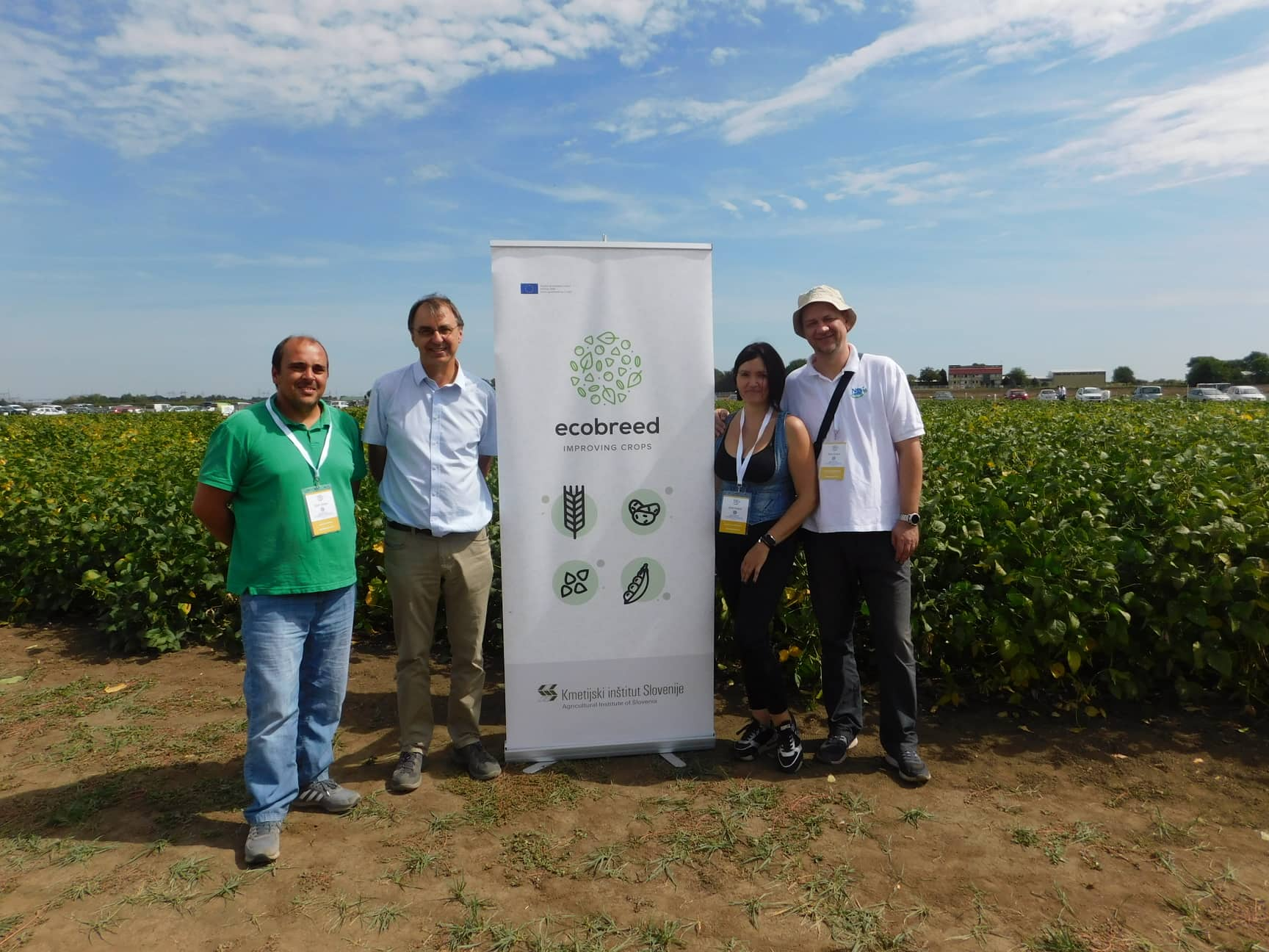 ECOBREED at the Autumn Field Days in Serbia
