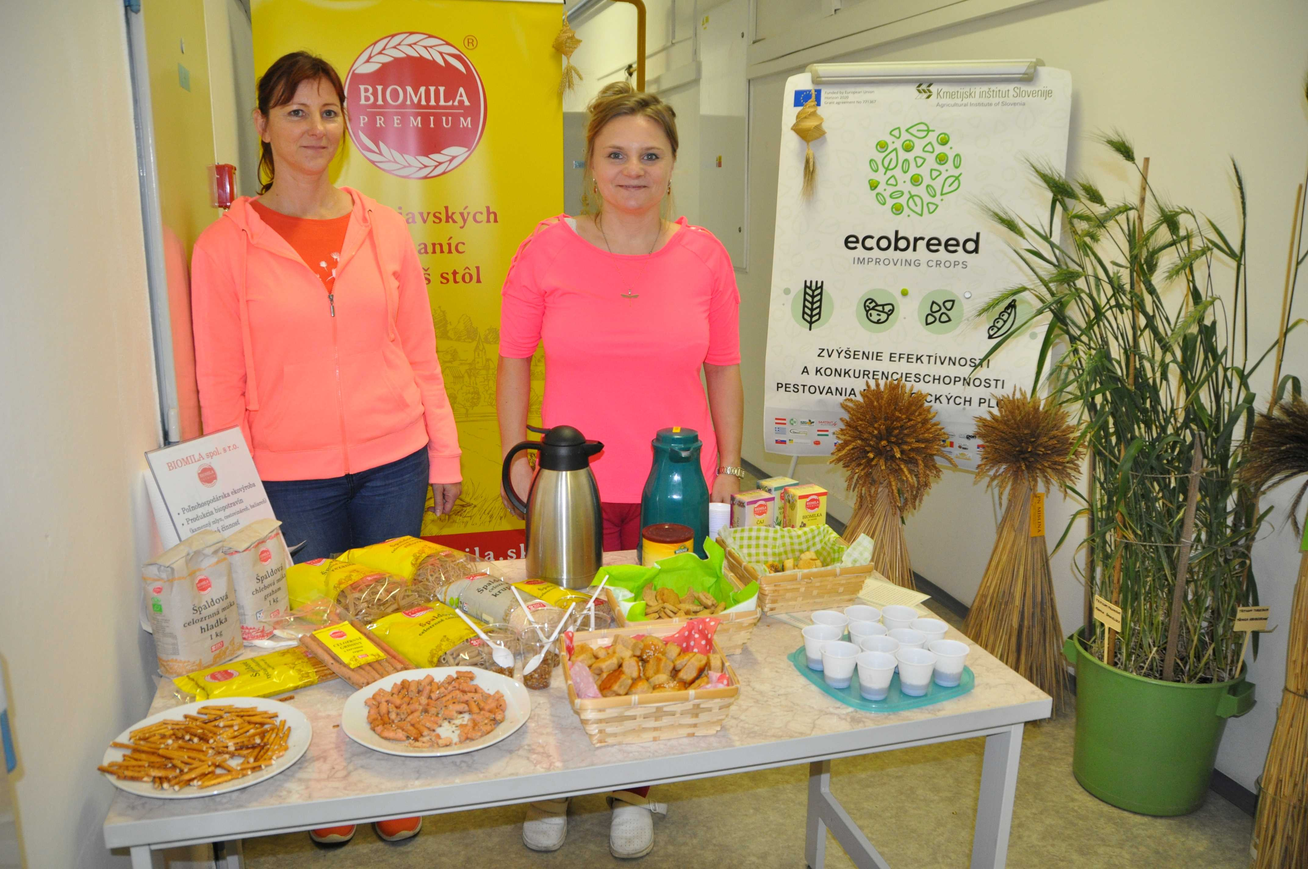 Fascination of Plants Day at the National Agricultural and Food Centre (NPPC) of the Slovak Republic