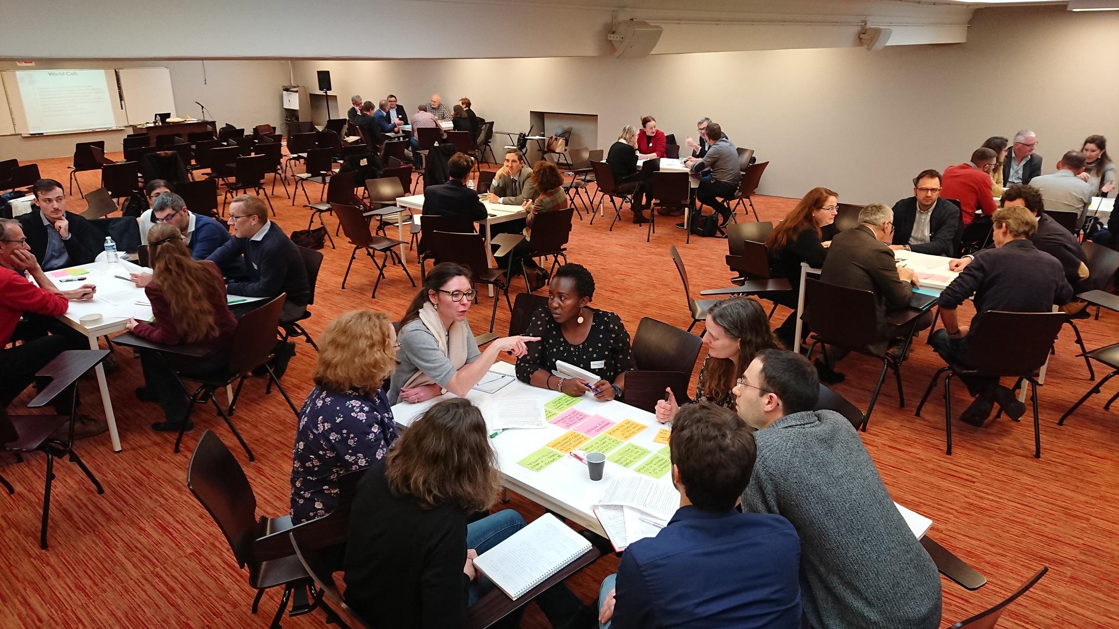 Workshop on the New Organic Regulation