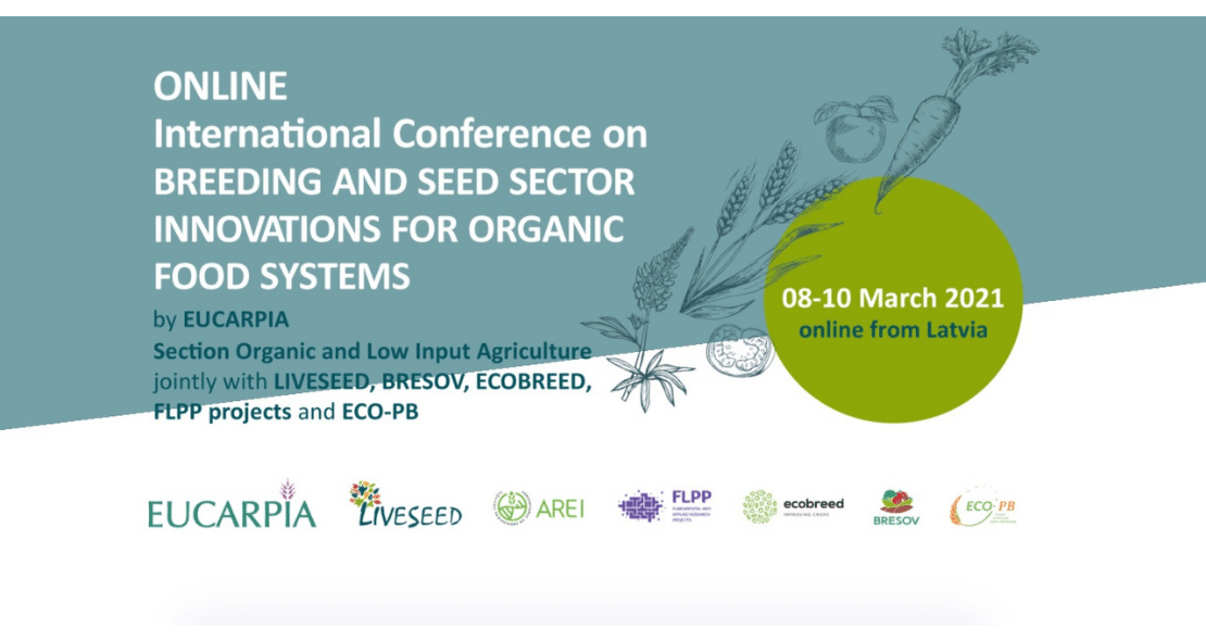 The International Conference on Breeding and Seed Sector Innovations for Organic Food Systems