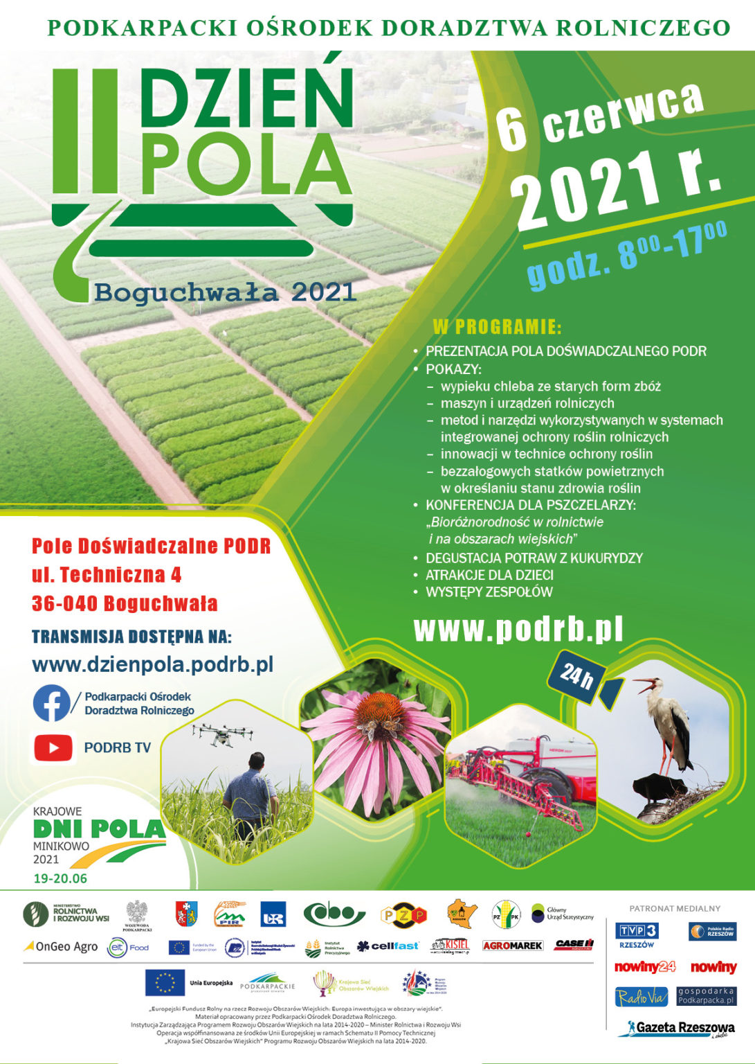 The II Field Day in Poland