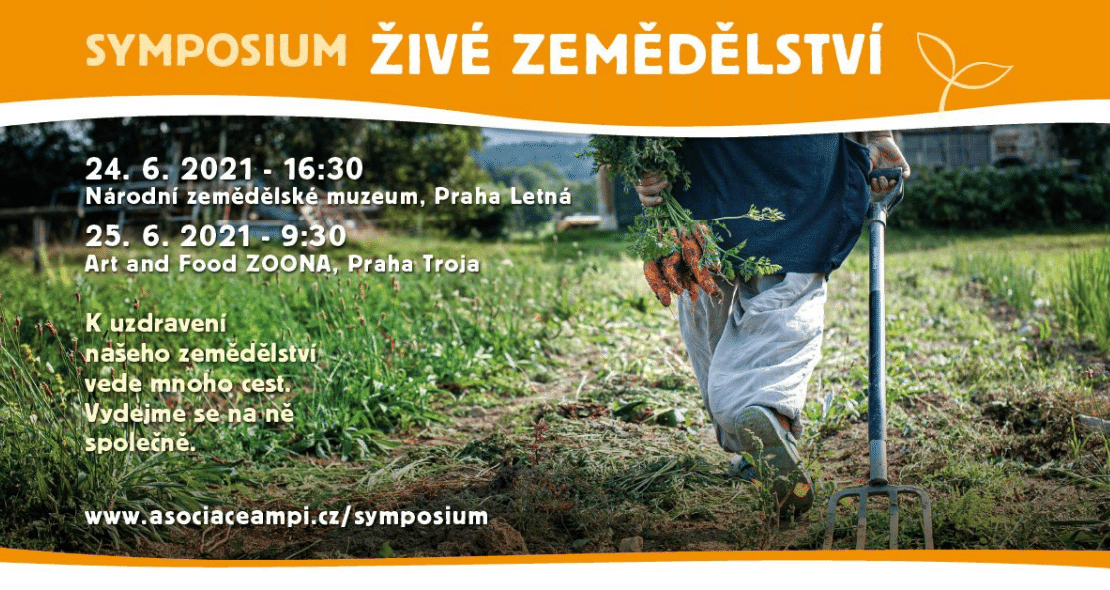"""Ecobreed at the Symposium """"Live agriculture"""""""
